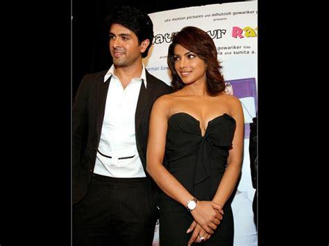 priyanka chopra and harman baweja film priyanka chopra met ex boyfriend harman baweja at a party