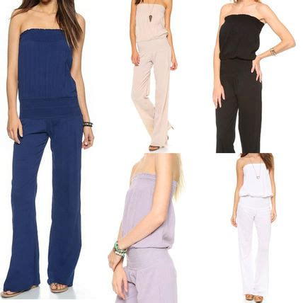 cmr jp hermes black jumpsuit herman s jumpsuits rompers shop in us