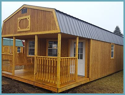 amish built barns quality storage shed dealer  benton