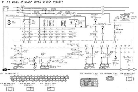 mazda 2 wiring diagram efcaviation
