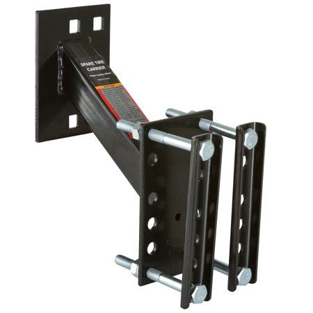 boat trailer hitch tires spare tire carrier for trailers walmart