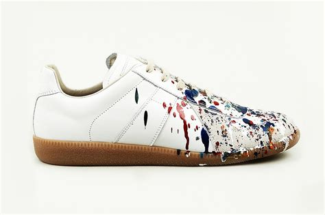 sneaker replica maison martin margiela 2013 pre fall painted colour