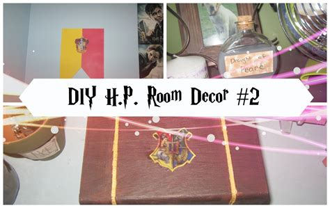 fascinating harry potter decorations in diy easy harry