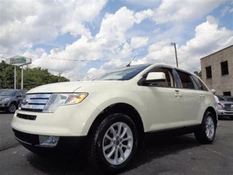 how it works cars 2007 ford edge electronic valve timing purchase used 2007 ford edge in greensboro north carolina united states for us 11 999 00