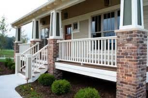 amerikanische veranda american bungalow craftsman exterior traditional porch