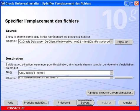 rpertoire des difficults du 2706117990 installation client sur windows xp