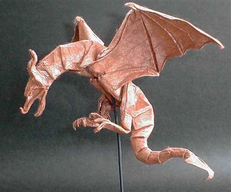 Origami Wyvern - wyvern