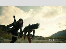 Arrow Episode 3.22 Photos: Oliver Marries Nyssa Al Ghul Green Arrow Dark Archer