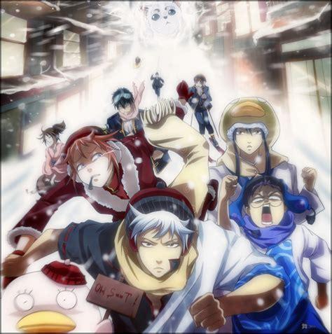 Gintama The gintama by kuro mai on deviantart