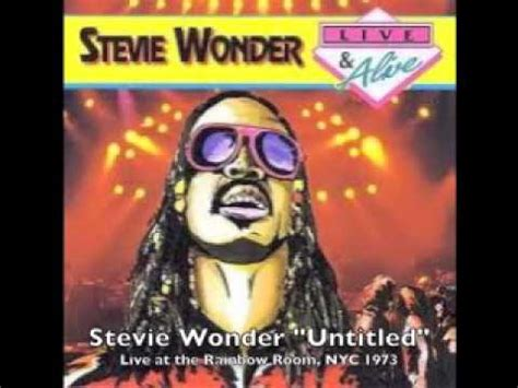 My Happy Room stevie wonder live at the rainbow room nyc july 14 1973