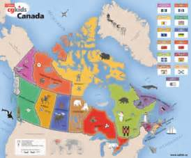 Canada Map Games canadian geographic kids map of canada 300 pieces puzzle