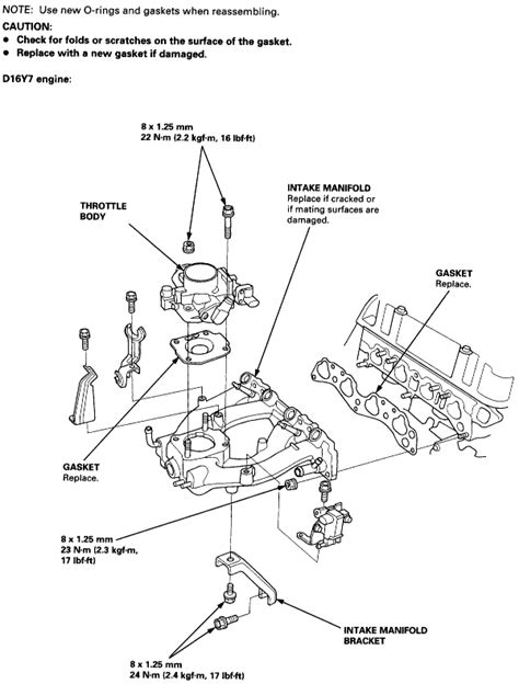 honda civic torque specs need cylinder specs for a honda civic with d16y7 engine