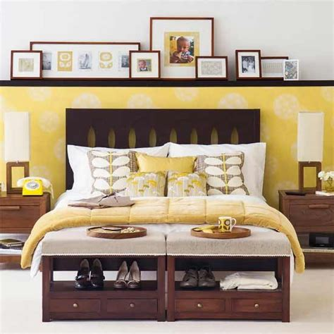 Yellow Bedroom Furniture Yellow Hotel Chic Bedroom Bedroom Designs Wood Furniture Housetohome Co Uk