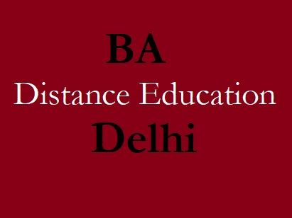 Correspondence Mba From Delhi 2017 by Ba In Distance Education Courses In Delhi Imts India