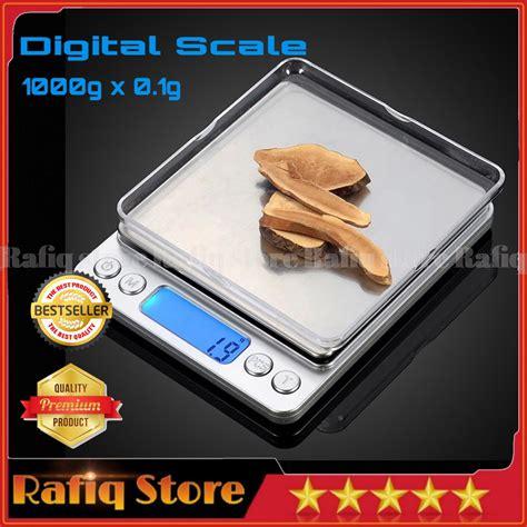 Timbangan Dapur 1kg 0 1g timbangan dapur digital 1kg akurasi 0 1g rfomhakfsv