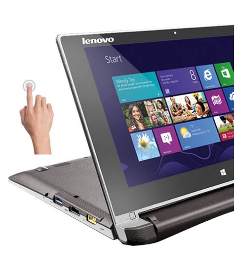 Laptop Lenovo Flex 10 Lenovo Flex 10 Notebook 59 439199 4th Intel Celeron Dual 2gb Ram 500gb Hdd 10 1