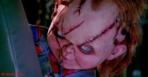 the best of horror films chucky brad dourif film gif find share on giphy