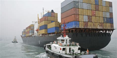 china acts to shipping air pollution and greenhouse gas emissions huffpost