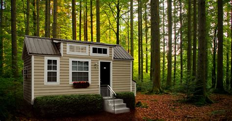 Small Homes For Elderly Parents Tiny Homes For Seniors Popsugar Home