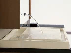 contemporary bathroom sinks fireclay wading pool bathroom sink contemporary