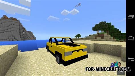 minecraft car pe carpe mod for minecraft pe 0 13 0