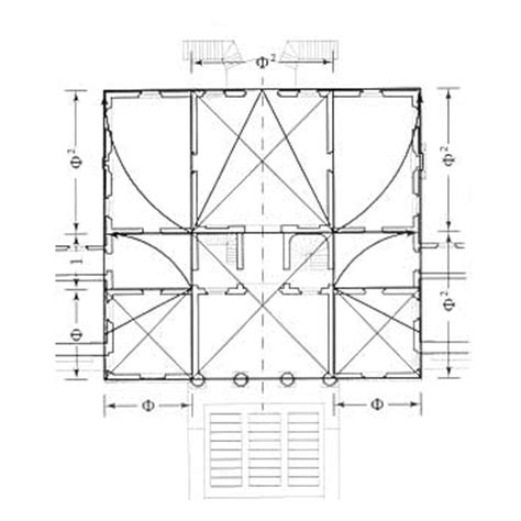 Golden Section Grid by Grid Systems And The Golden Ratio In Design The Grid System