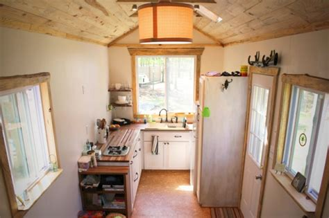 small house interior photos andrew s family tiny home on wheels rooms and spaces and tiny places