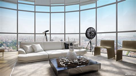 pen house smoking hot penthouse interior designs visualized