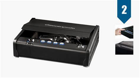 Biometric Gun Safe Nightstand by Best Stand Gun Safe Review
