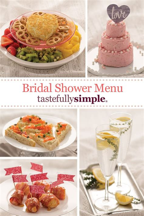 simple bridal shower recipes 30 best images about bridal shower recipes ideas on