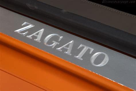 Lamborghini 5 95 Zagato Coupe   2014 Concorso d'Eleganza