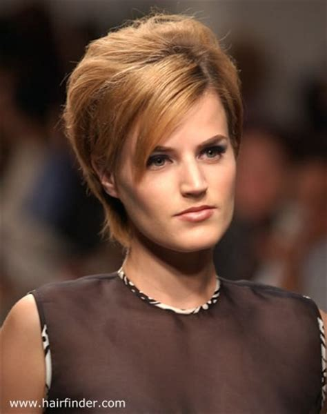 hairstyles with volume at the crown short hairstyles volume crown short pixie haircuts