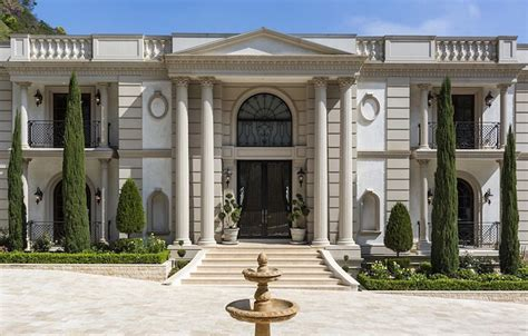 bel air mansion 26 million newly built bel air mansion extravaganzi