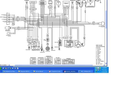 wave 125 wiring diagram wiring diagram and schematics