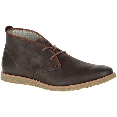 hush puppies mens boots hush puppies s roland jester chukka boots 673974