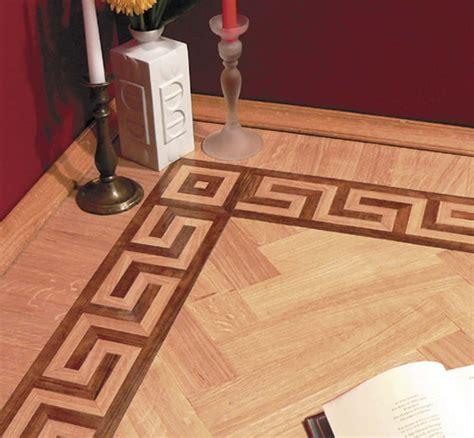 pavimenti con greche parquet artistici