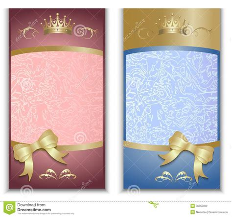 greeting card template deviantart template luxury invitation stock vector image