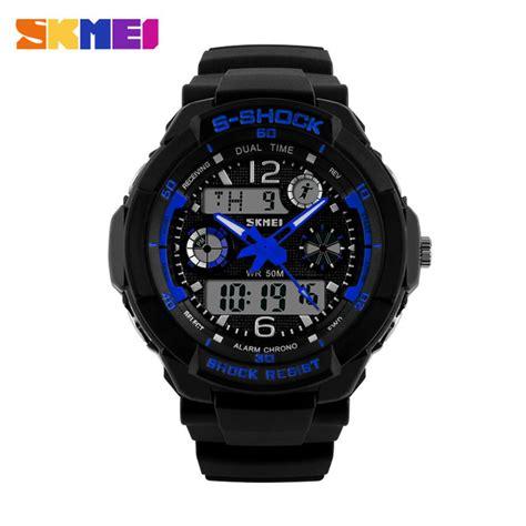 Skmei Jam Tangan Anak Ad1060 skmei jam tangan anak ad1060 blue jakartanotebook