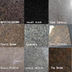hot selling indian granite imperial red red granite colors