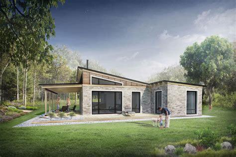 Home Design Come Si Usa Plano De Casa Moderno Y Minimalista De 80m2 Con 2 Dormitorios
