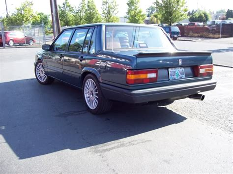 Volvo 740 Front Spoiler 740 And 240 Spoilers Turbobricks Forums