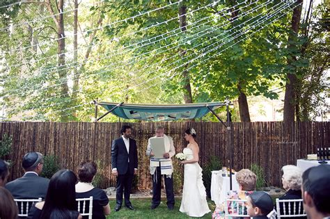 How To Do A Backyard Wedding by Small Back Yard Wedding Ideas