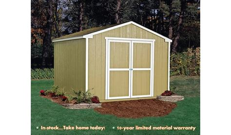 Princeton Shed by Features