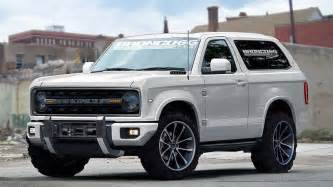 2020 ford bronco is confirmed us cars today