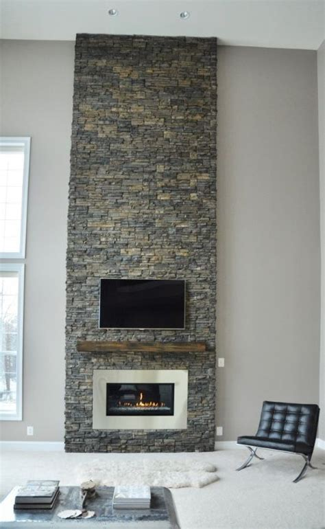 montigo l series linear gas fireplace with stainless steel