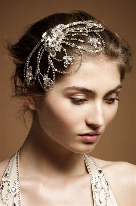 Vintage Wedding Hair Jewellery by Vintage Bridal Hair Jewelry Newhairstylesformen2014