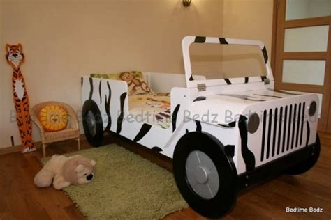 Jeep Bedroom Decor by Safari Themed Toddler Bed Jeep Bed Safari Or Boys