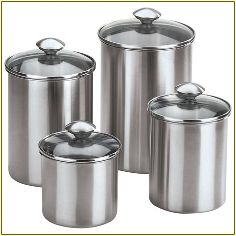 modern kitchen canisters modern kitchen canisters home design ideas
