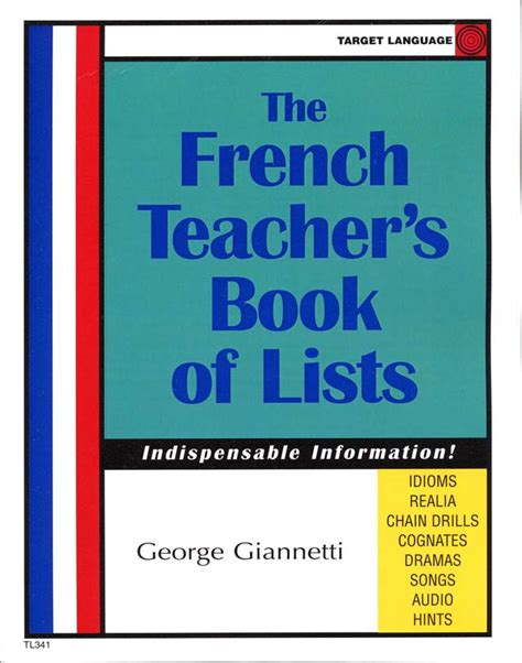 picture books about teachers the s book of lists vibrante press