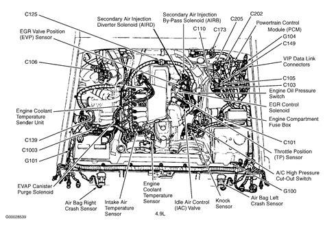 ford     engine diagram  wiring diagram